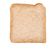 Sliced wholemeal bread Stock Images