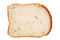 Sliced of wholemeal bread Royalty Free Stock Photography