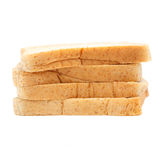 Sliced wholewheat bread Stock Photos