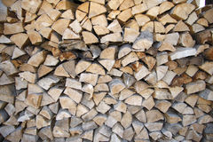 Sliced wood Royalty Free Stock Photo