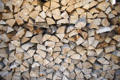 Sliced wood Royalty Free Stock Photo