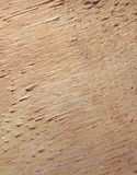Sliced wooden background Royalty Free Stock Photo