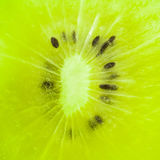 Sliced Yellow Kiwi Royalty Free Stock Image