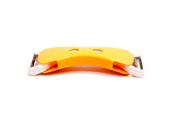 Slicer μαχαιριών ανοξείδωτου εργαλείο για να τεμαχίσει το τυρί λαχανικών φρούτων στοκ εικόνα