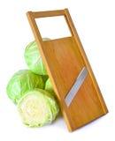 slicer σαλάτας λάχανων Στοκ Εικόνες