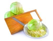 slicer σαλάτας sabbage Στοκ φωτογραφία με δικαίωμα ελεύθερης χρήσης