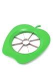 Slicer της Apple κόπτης Στοκ εικόνα με δικαίωμα ελεύθερης χρήσης