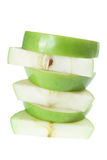 Slices of Apple Royalty Free Stock Photography