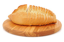 Slices of bread Royalty Free Stock Image