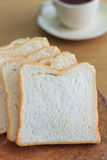 Slices of bread Stock Photography