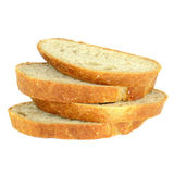 Slices of bread. High resolution color image Royalty Free Stock Photo