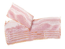 Slices of breast meat Stock Photos