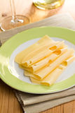 Slices cheese Royalty Free Stock Photo
