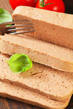 Delicious pate Royalty Free Stock Image