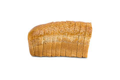 Slices of fresh bread Stock Photography