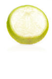 Slices of fresh and juicy lime Royalty Free Stock Image
