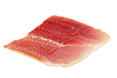 Slices of Ham Royalty Free Stock Photos