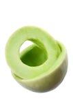 Slices of Honeydew Melon Royalty Free Stock Photos