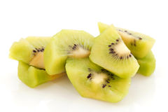 Slices Kiwi Royalty Free Stock Images