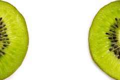 Slices of kiwi fruit Royalty Free Stock Image