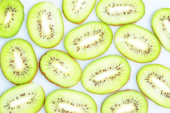 Slices of kiwi fruits Stock Photo