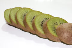 Slices of kiwi Royalty Free Stock Photo