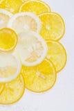 Slices of lemon Royalty Free Stock Photo