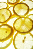 Slices of lemon Royalty Free Stock Photography