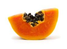 Free Slices Of Sweet Papaya Royalty Free Stock Image - 75634916
