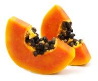 Free Slices Of Sweet Papaya Stock Photos - 79185513