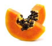 Free Slices Of Sweet Papaya Royalty Free Stock Image - 91401716