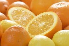 Slices of orange Royalty Free Stock Image