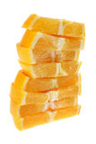 Slices of  Orange Royalty Free Stock Photography