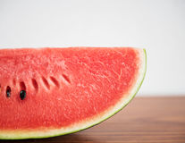 Slices of  ripe watermelon Royalty Free Stock Photos