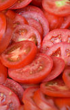 Slices of Tomato Royalty Free Stock Photography