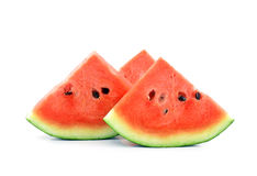 Slices of watermelon Stock Image