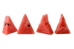 Slices of watermelon Stock Photo