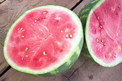Slices of watermelon Royalty Free Stock Images