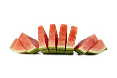 Slices of watermelons Royalty Free Stock Photography