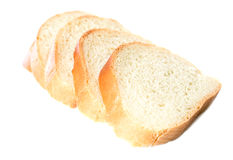 Slices of wheat bread Stock Photo