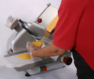 Slicing Cheese Stock Images