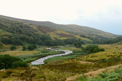 Sliddery water, Isle of Arran Royalty Free Stock Image