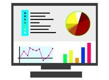 Slide business presentation Stock Photo