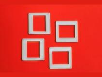 Slide Film Frames Stock Photo