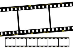 Slide filmstrip Royalty Free Stock Image