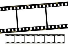 Slide filmstrip Royalty Free Stock Image