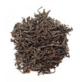 Slide fragrant black tea Royalty Free Stock Image