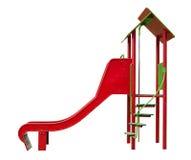 Slide isolated on white background Stock Photo
