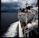 Slide 35 mm to photograph. Family vacation through Utah, Colorado and Alaska cruise Stock Photos
