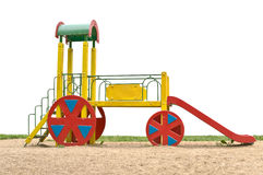Slide for playground royalty free stock photography